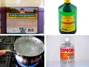 Фото примеров народных средст для борьбы с короедом
